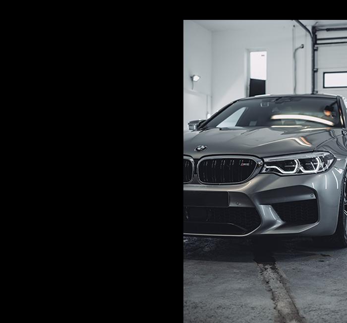 vroomer - regeneracja reflektorów w nowych samochodach